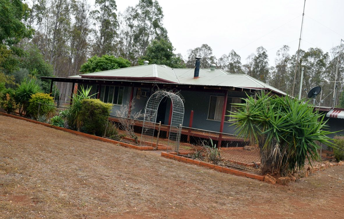 450 Top Gurgeena Road, Gurgeena QLD 4626, Image 0
