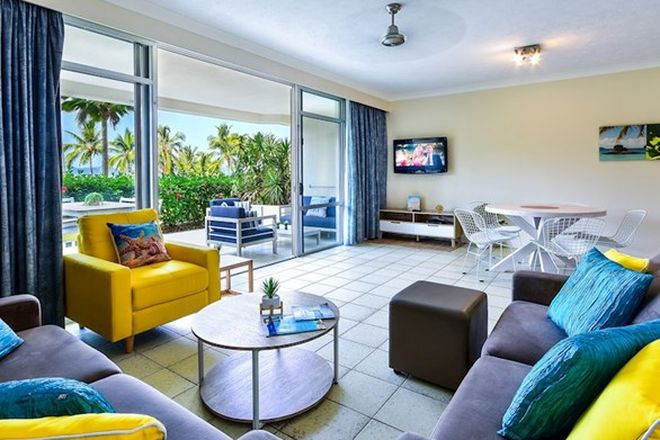 Picture of CA 004/14 Resort Drive, Whitsunday Apartments West, HAMILTON ISLAND QLD 4803