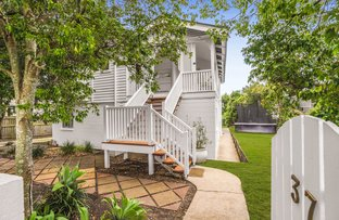 Picture of 37 Fisher Street, Manly QLD 4179