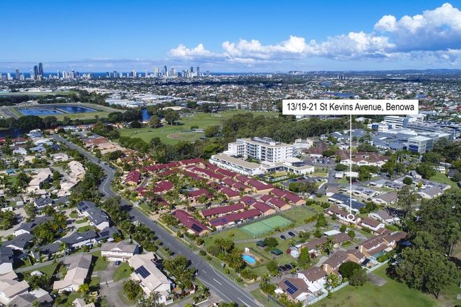 Picture of 13/19-21 St Kevins Avenue, BENOWA QLD 4217