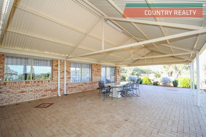 Picture of 613 Golf Links Road, WUNDOWIE WA 6560
