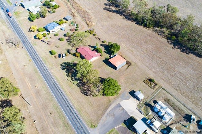 Picture of Lot 5 Cunningham Highway, ARATULA QLD 4309