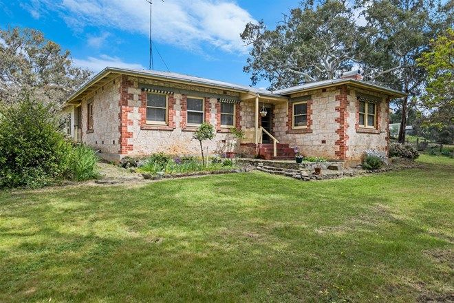 Picture of 826 Long Valley Road, GEMMELLS SA 5255