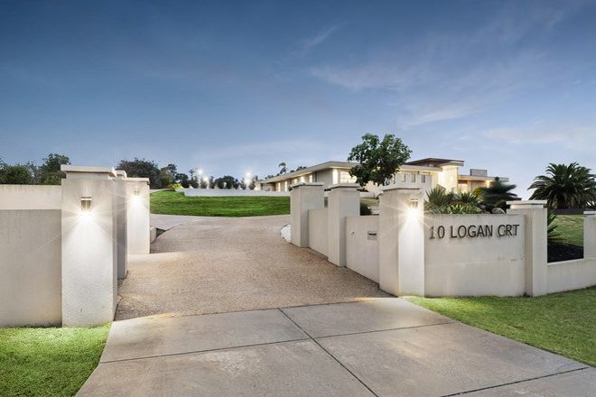 Picture of 10 Logan Court, LYSTERFIELD VIC 3156