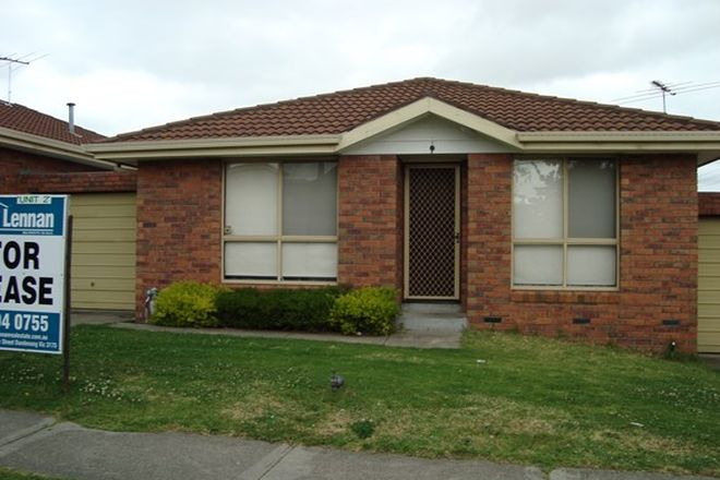Picture of 2/26 Pickett Street, DANDENONG VIC 3175