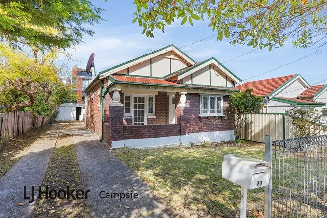 Picture of 23 Reynolds Avenue, BANKSTOWN NSW 2200