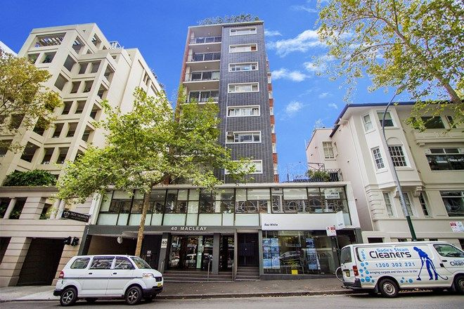 Picture of 606/40 Macleay Street, POTTS POINT NSW 2011