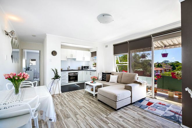 Picture of 9/4 Parnell Street, STRATHFIELD NSW 2135