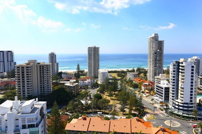 Picture of 114 'Synergy' 2729-2733 Gold Coast Highway, BROADBEACH QLD 4218
