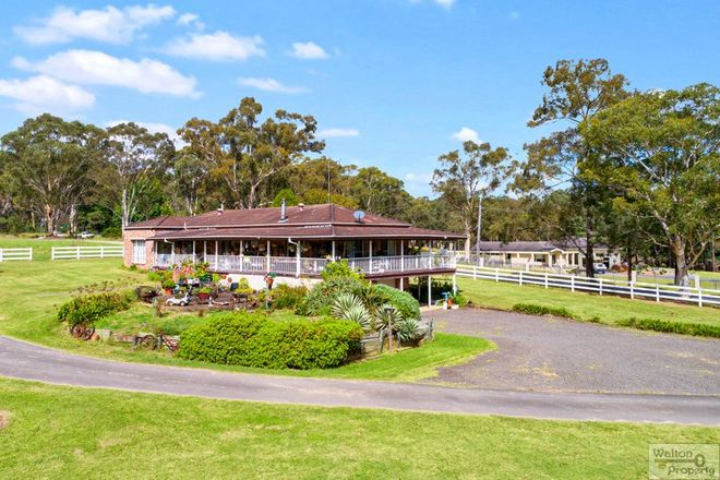 Picture of 319 Pitt Town Road, KENTHURST NSW 2156