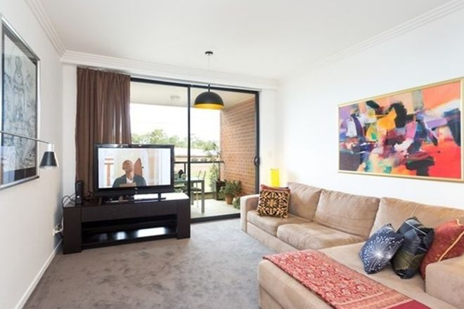 Picture of 3806/177-219 Mitchell Road, ERSKINEVILLE NSW 2043