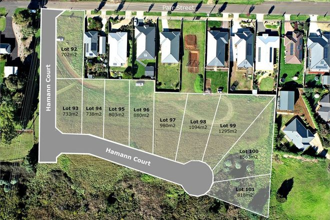 Picture of 95 Mitchell's Rise, LEONGATHA VIC 3953