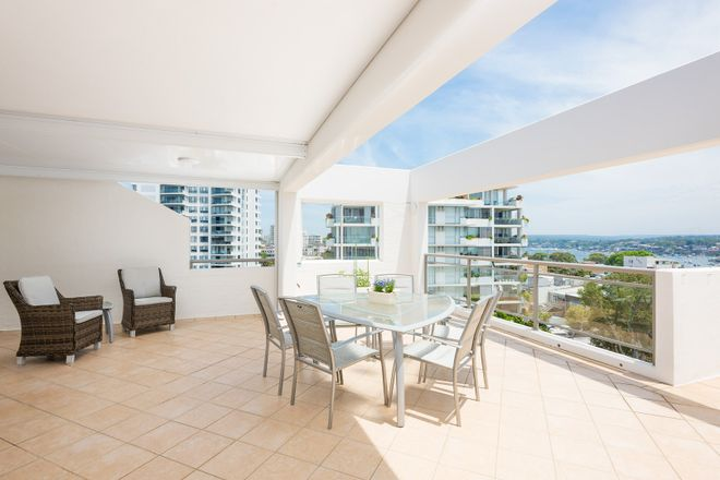 Picture of Penthouse/1 Ocean Grove Avenue, CRONULLA NSW 2230