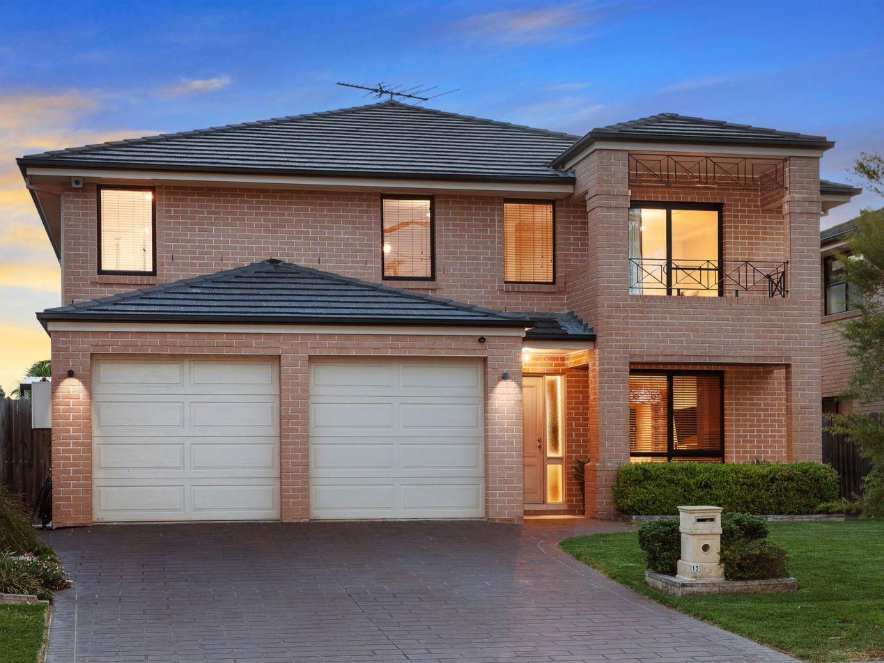 12 Dalton  Close, Rouse Hill NSW 2155, Image 0