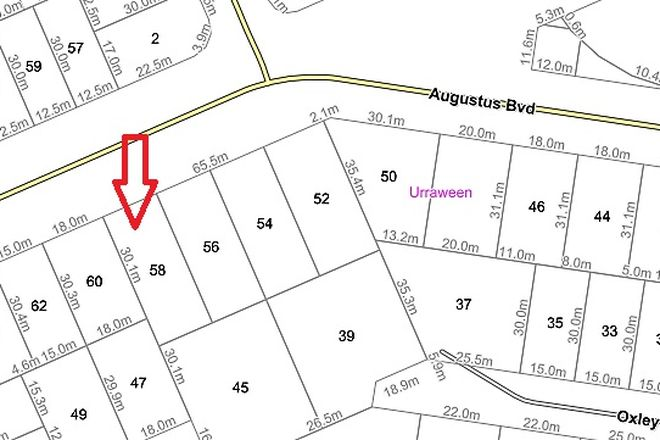 Picture of 58 Augustus Boulevard, URRAWEEN QLD 4655