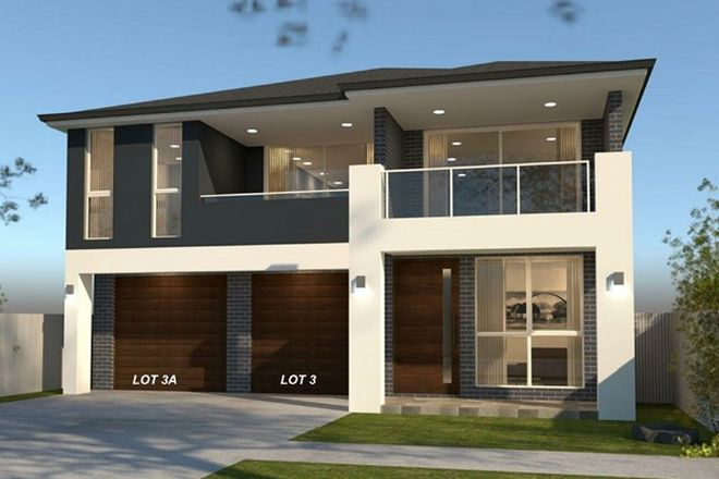 Picture of Lot 3A/23 Kingfield Road, KELLYVILLE NSW 2155