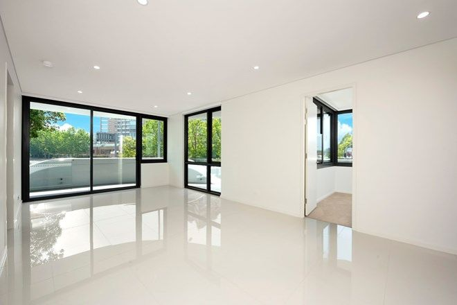 Picture of 204/2 Burley Street, LANE COVE NSW 2066
