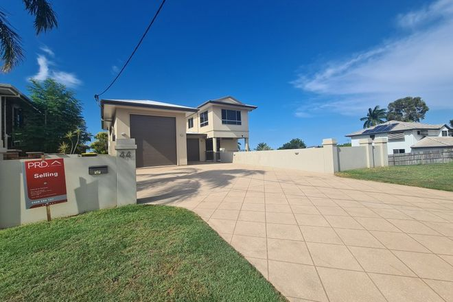 Picture of 44 Booth Avenue, TANNUM SANDS QLD 4680