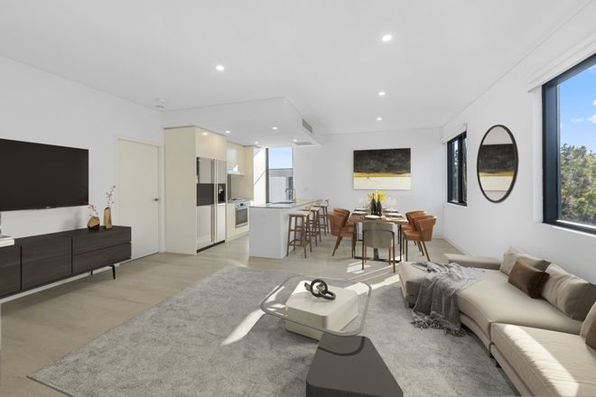 Picture of 402/19-25 Robey Street, MASCOT NSW 2020