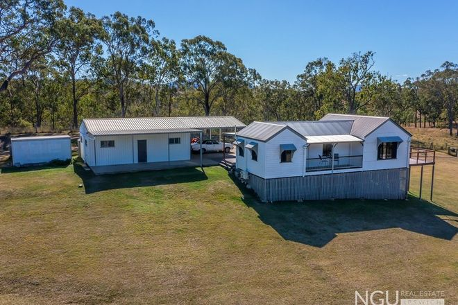 Picture of 2301 Boonah Rathdowney Road, MAROON QLD 4310