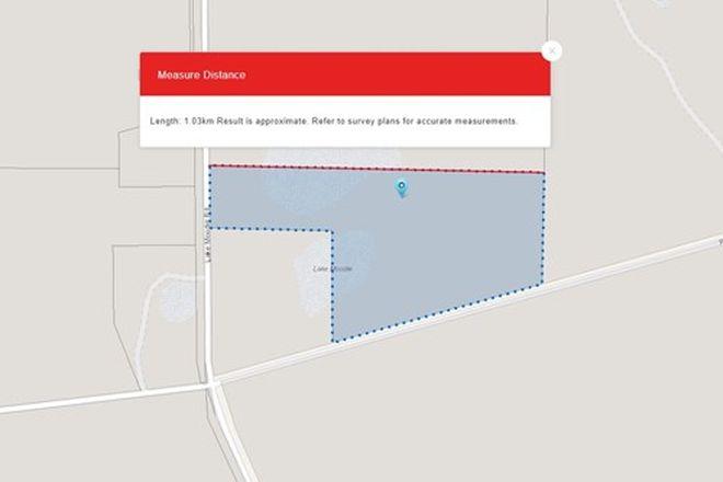 Picture of Lot 136 Lake Moodie Road, SEDAN SA 5353