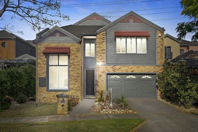 Picture of 21 Mill Avenue, YARRAVILLE VIC 3013