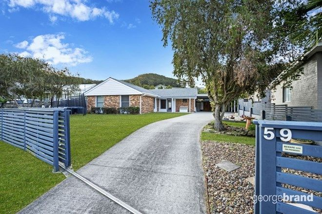 Picture of 59 Wairakei Road, WAMBERAL NSW 2260