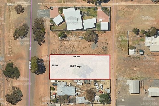 Picture of 22 (Lot 142) Mildura Street, NORSEMAN WA 6443