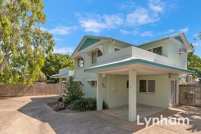 Picture of 5/8 Queens Road, RAILWAY ESTATE QLD 4810