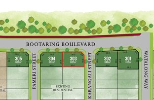 Picture of Lot 303 Bootaring Boulevard, Edgeworth NSW 2285