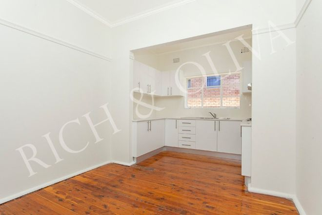 Picture of 1/24 Belmore Street, BURWOOD NSW 2134