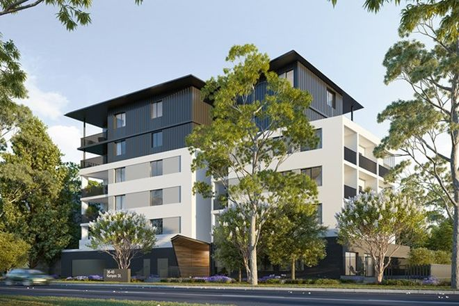 Picture of 401/36-40 Kenyon Street, FAIRFIELD NSW 2165