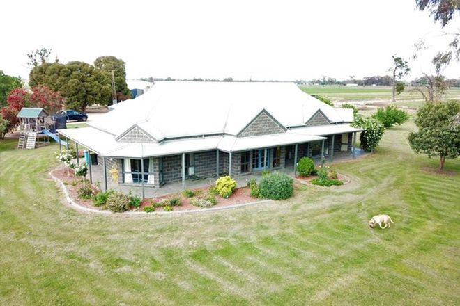 Picture of 324 Fowlers Road, STRATHMERTON VIC 3641