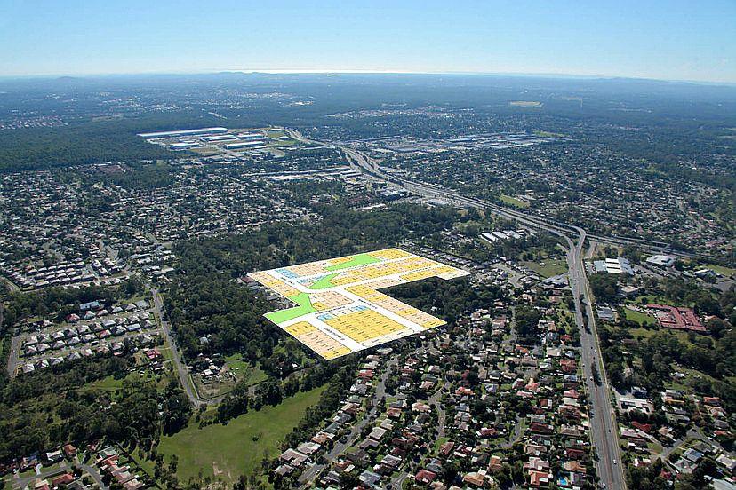 Cr Argule & Blackwell St, Golden Hillcrest Estate, Hillcrest QLD 4118, Image 1