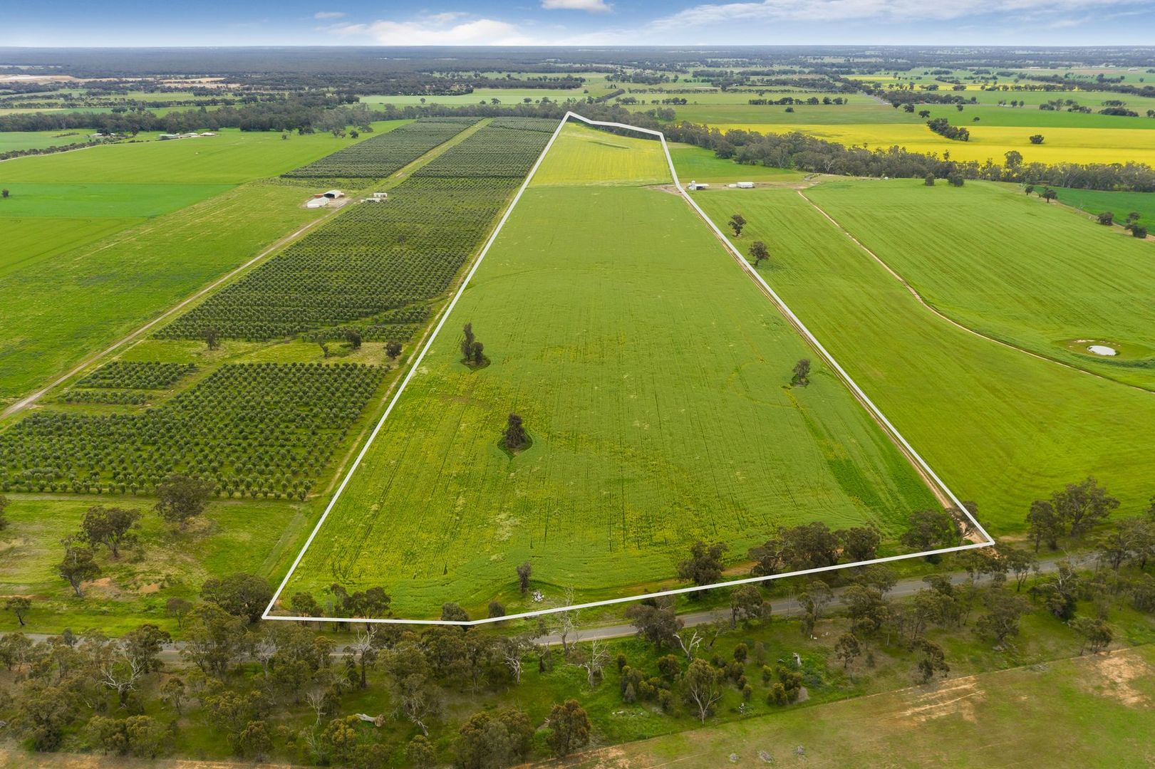 Lot 2 Barnadown-Knowsley Road, Muskerry VIC 3557, Image 0