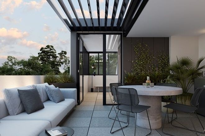 Picture of TH 1/1114 Burke Road, BALWYN NORTH VIC 3104