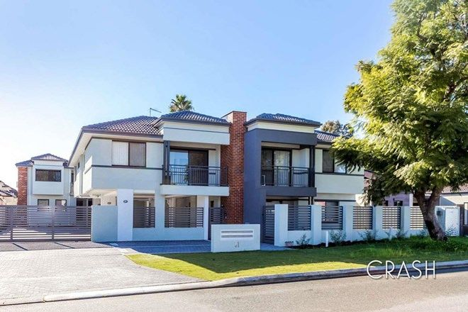 Picture of 1/61 Kennerly Street, CLOVERDALE WA 6105