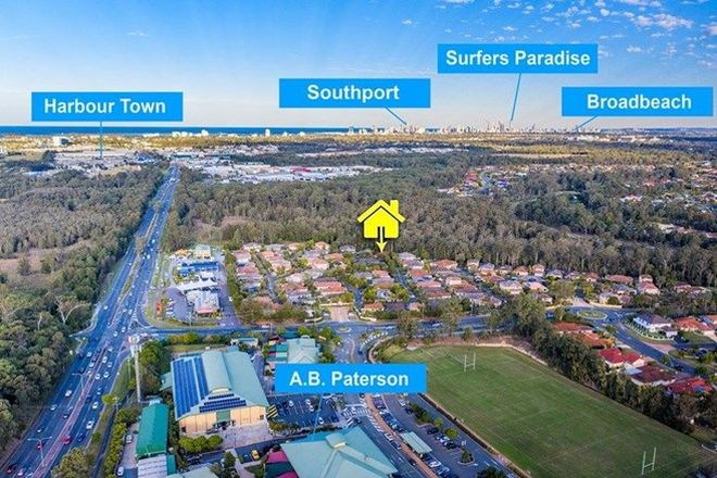 Picture of 18/107 Arundel Drive, ARUNDEL QLD 4214