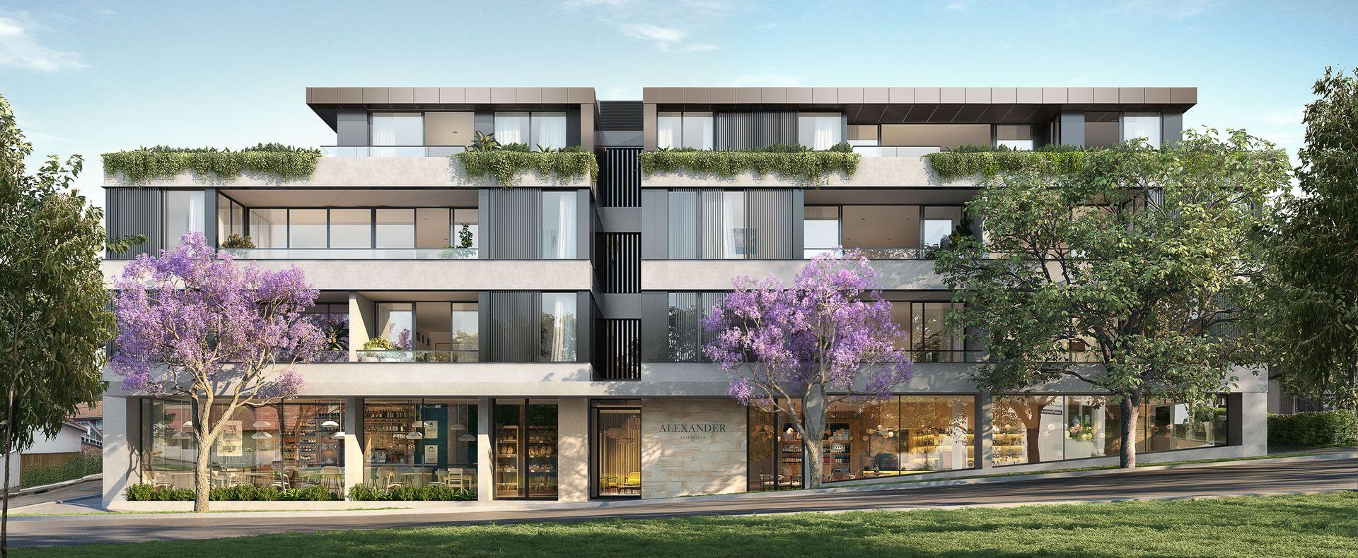 137-139 Alexander Street, Crows Nest NSW 2065, Image 2