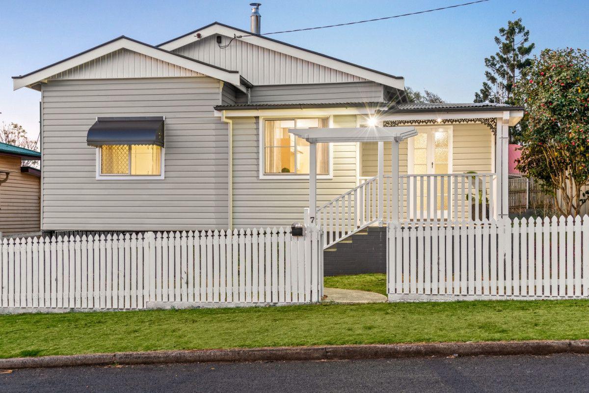 7 Katherine Street, North Toowoomba QLD 4350, Image 0