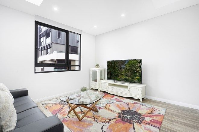 Picture of 328/12 Hudson  Street, LEWISHAM NSW 2049