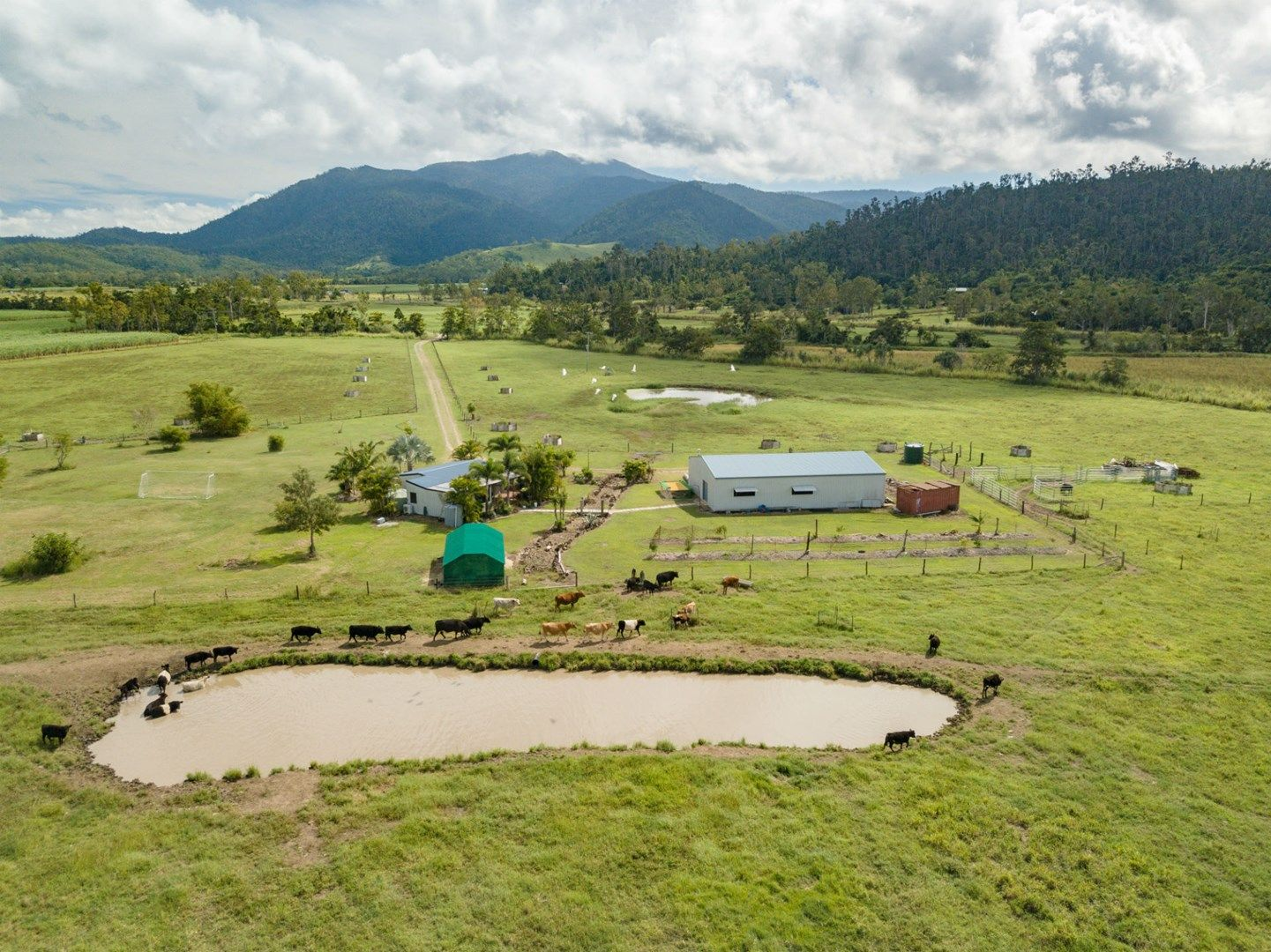 292 Gregory Cannon Valley  Road, Gregory River QLD 4800, Image 0