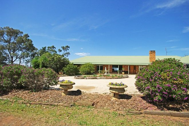 Picture of 295 Rapleys Loop Road, WEROMBI NSW 2570