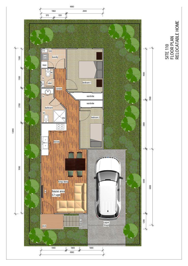 Site 11,107 & 110/17 Terara Road, Terara NSW 2540, Image 2
