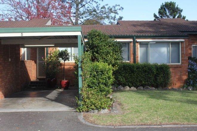 Picture of 5/30-36 Cumberland Road, INGLEBURN NSW 2565