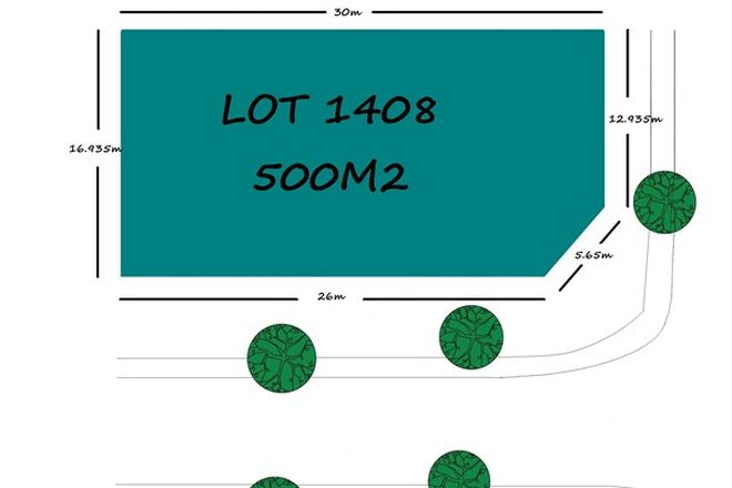 Picture of Lot 1408 Bayswood Avenue, VINCENTIA NSW 2540