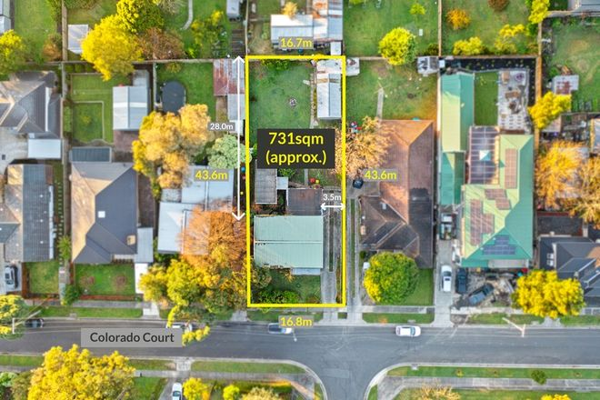 Picture of 2 Colorado Court, FERNTREE GULLY VIC 3156