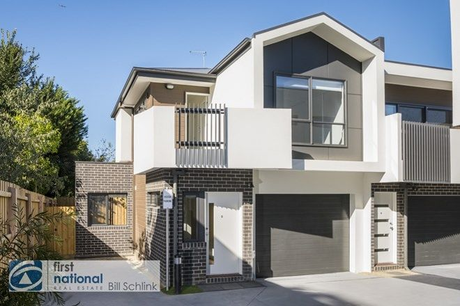 Picture of 5/106 Wood Street, TEMPLESTOWE VIC 3106