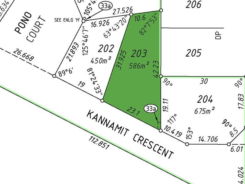 Lot 203 Kannamit Crescent, Byford WA 6122, Image 0