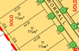 Picture of Lot/12 Worrall Court, Maryborough VIC 3465